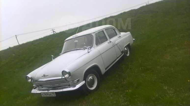 ГАЗ 21 Волга, 1961 год, 230 000 руб.