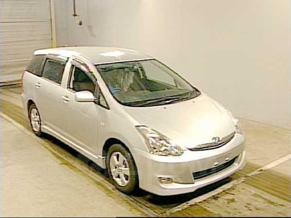 Toyota Wish, 2007 год, 520 000 руб.