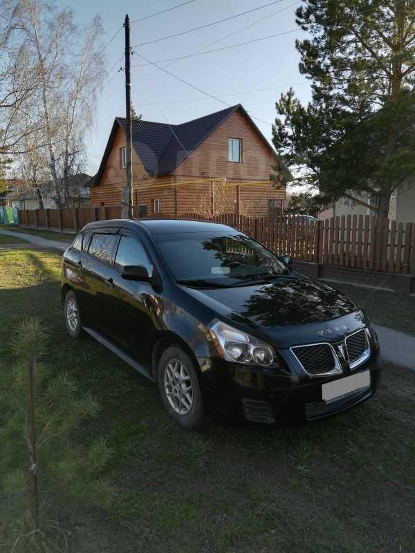 Pontiac Vibe, 2009 год, 565 000 руб.