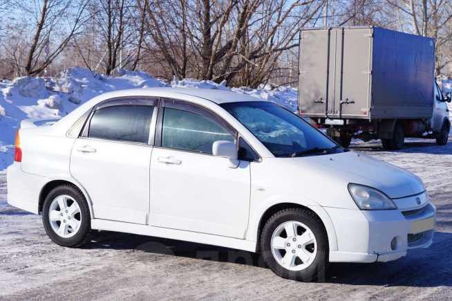 Suzuki Aerio, 2002 год, 150 000 руб.
