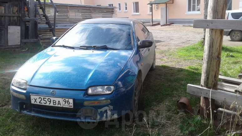 Mazda 323F, 1997 год, 55 000 руб.