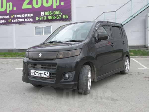 Suzuki Wagon R, 2012 год, 390 000 руб.