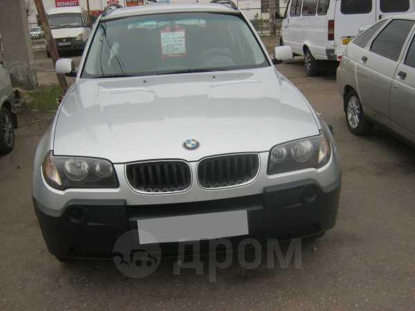 BMW X3, 2005 год, 585 000 руб.