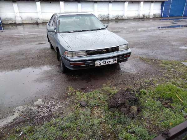 Toyota Corona, 1991 год, 105 000 руб.