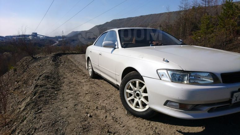 Toyota Mark II, 1996 год, 160 000 руб.
