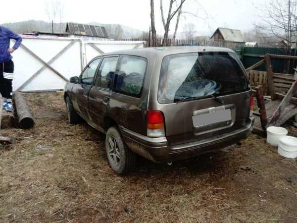Nissan AD, 1991 год, 60 000 руб.