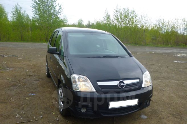 Opel Meriva, 2008 год, 320 000 руб.
