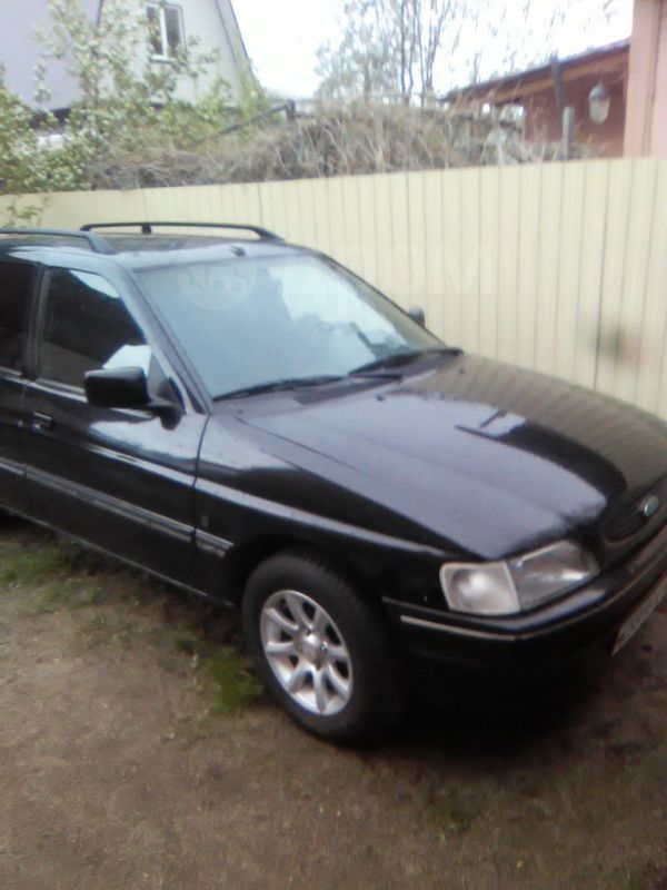 Ford Escort, 1993 год, 75 000 руб.