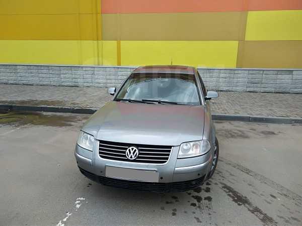 Volkswagen Passat, 2004 год, 310 000 руб.