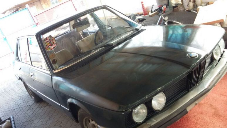 BMW 5-Series, 1980 год, 70 000 руб.