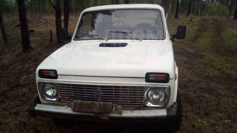 Лада 4x4 2121 Нива, 1982 год, 82 000 руб.