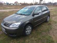 Тюмень Corolla 2005