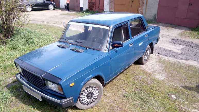 Лада 2107, 2004 год, 75 000 руб.