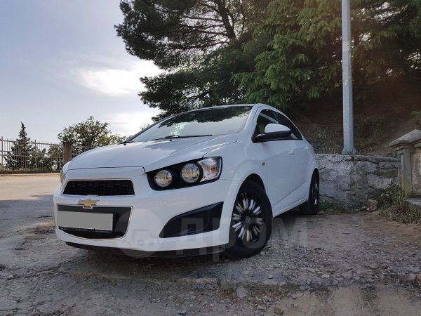 Chevrolet Aveo, 2012 год, 500 000 руб.
