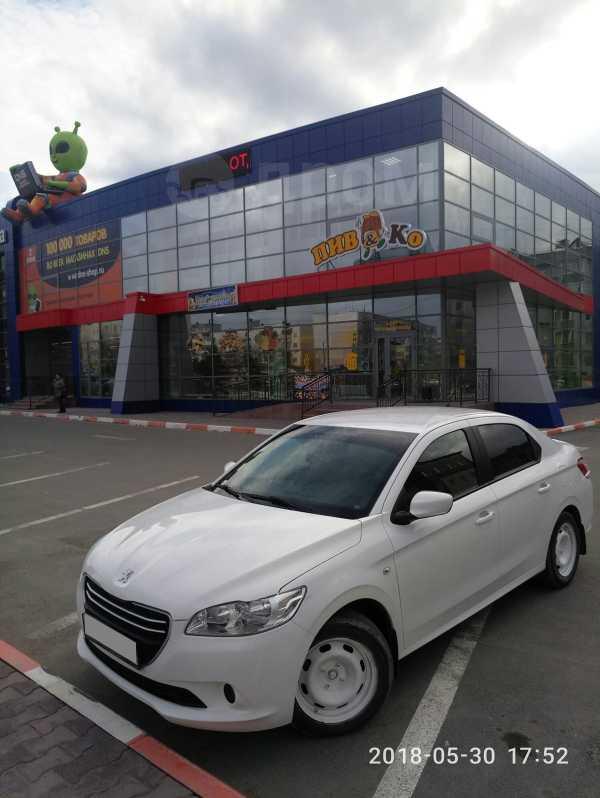 Peugeot 301, 2013 год, 369 000 руб.