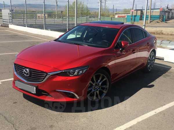 Mazda Mazda6, 2015 год, 1 550 000 руб.