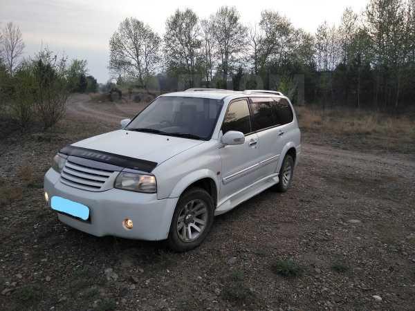 Suzuki Grand Escudo, 2004 год, 250 000 руб.