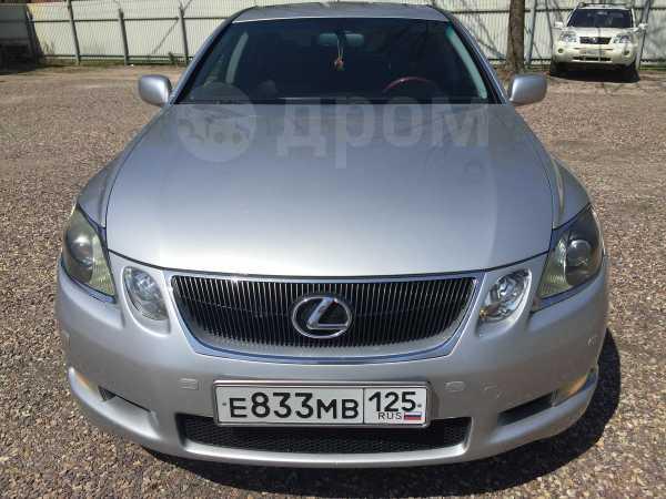 Lexus GS450h, 2007 год, 780 000 руб.