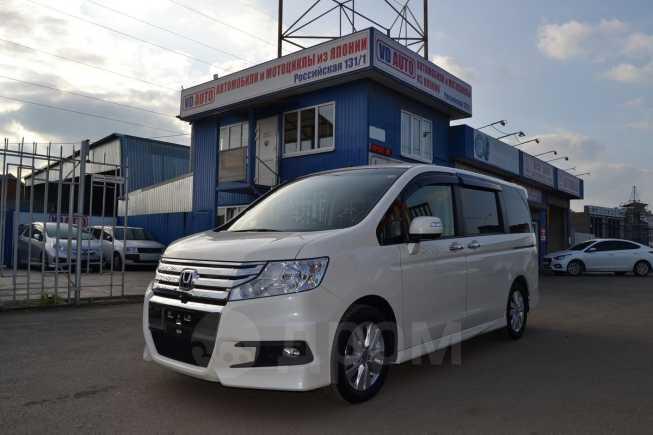 Honda Stepwgn, 2012 год, 990 000 руб.