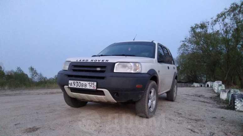 Land Rover Freelander, 2001 год, 390 000 руб.