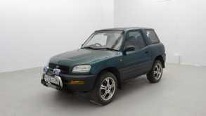 Свободный RAV4 1997