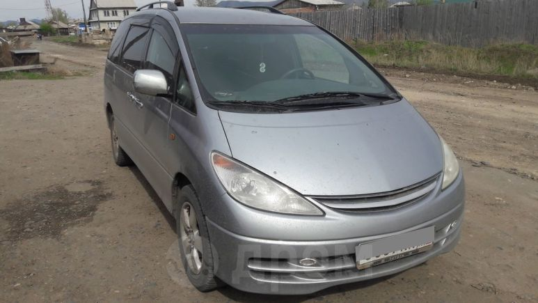 Toyota Previa, 2001 год, 569 000 руб.