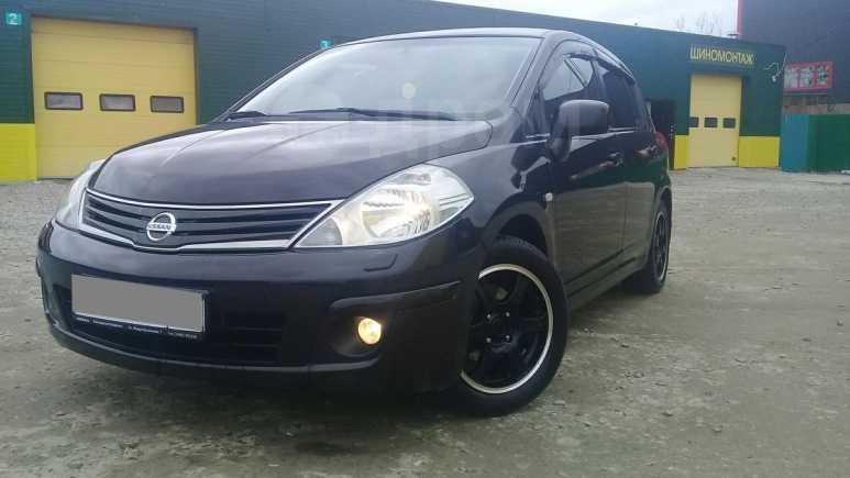 Nissan Tiida, 2011 год, 555 000 руб.