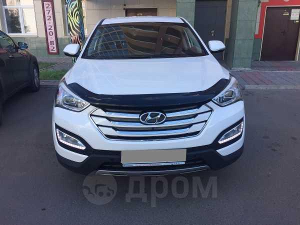 Hyundai Santa Fe, 2015 год, 1 488 000 руб.