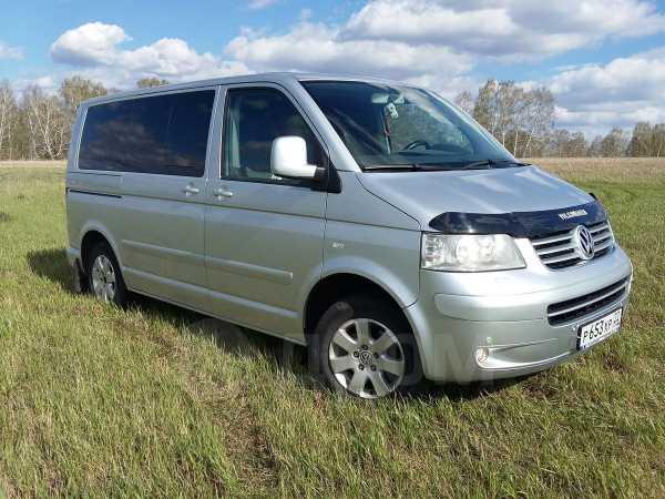 Volkswagen Multivan, 2005 год, 830 000 руб.