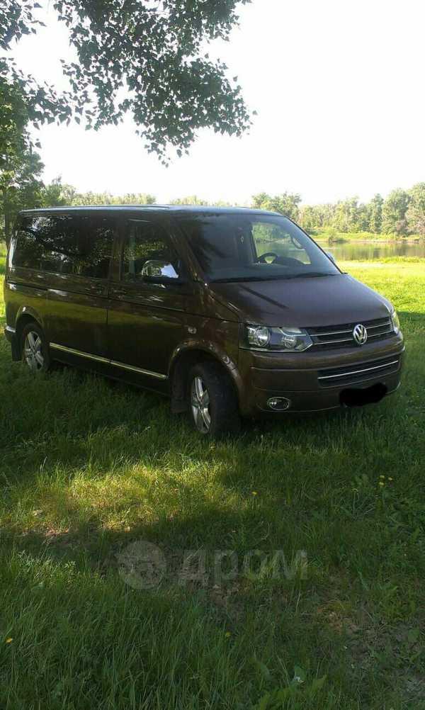 Volkswagen Multivan, 2011 год, 1 695 000 руб.