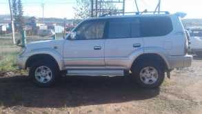 Магистральный Land Cruiser Prado
