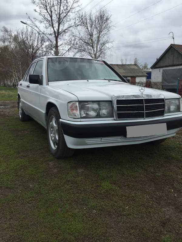 Mercedes-Benz 190, 1992 год, 180 000 руб.