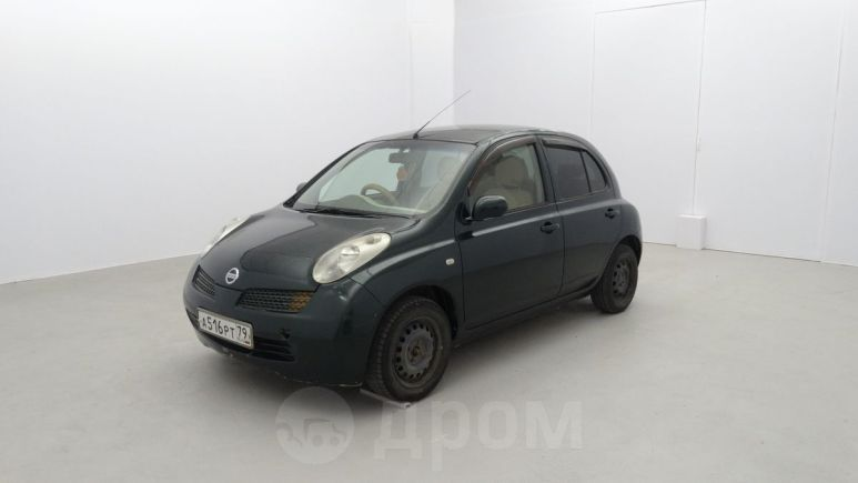 Nissan March, 2005 год, 190 000 руб.