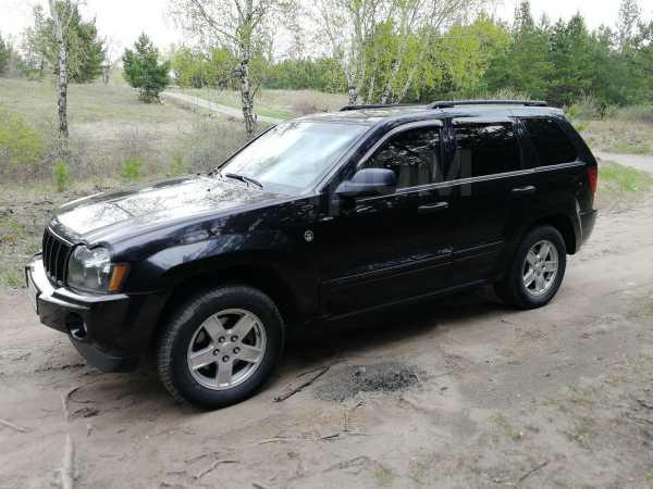 Jeep Grand Cherokee, 2005 год, 555 000 руб.