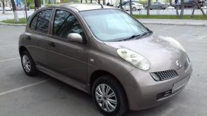 Nissan March, 2006 г., Тюмень