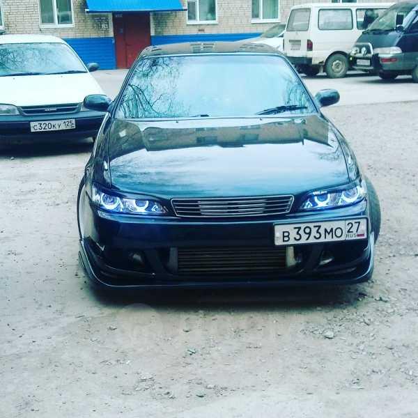 Toyota Mark II, 1995 год, 395 000 руб.