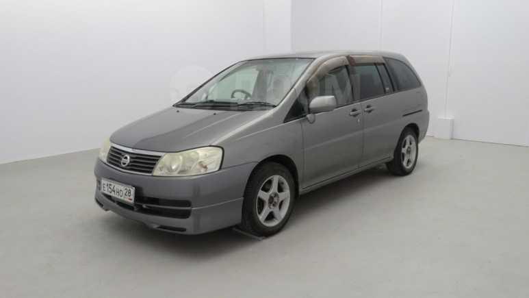 Nissan Liberty, 2001 год, 190 000 руб.