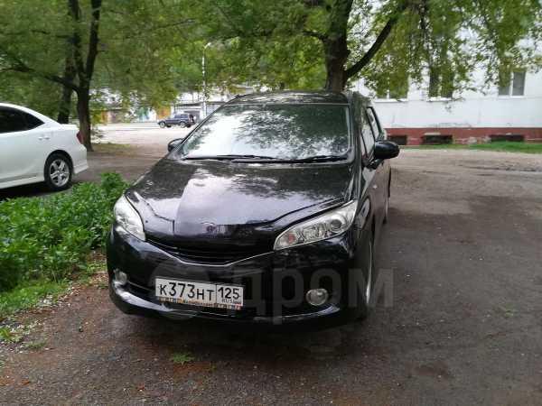 Toyota Wish, 2009 год, 699 000 руб.