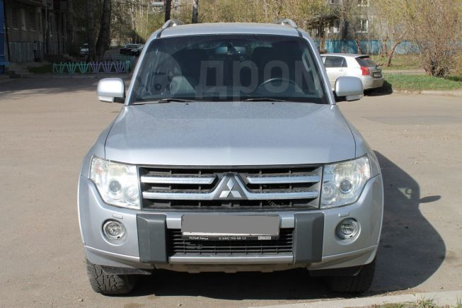 Mitsubishi Pajero, 2011 год, 1 120 000 руб.