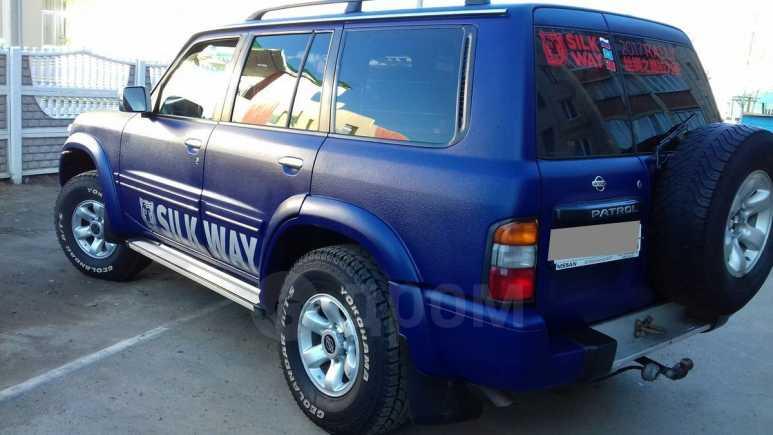 Nissan Patrol, 1999 год, 630 000 руб.