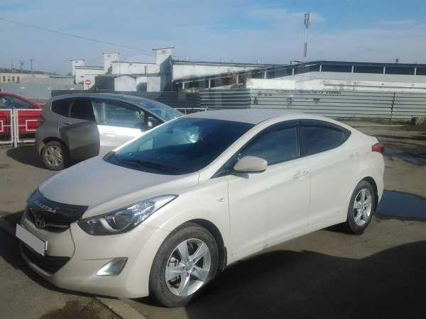 Hyundai Elantra, 2013 год, 675 000 руб.