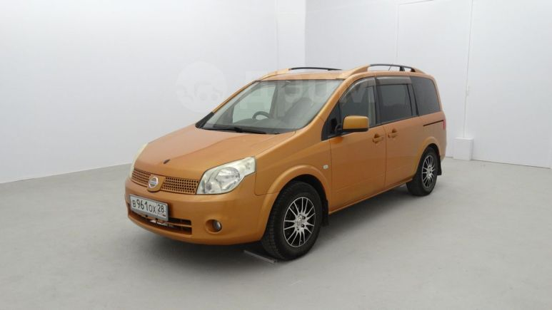 Nissan Lafesta, 2006 год, 350 000 руб.