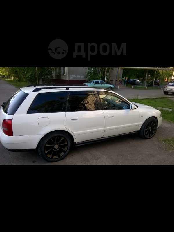 Audi A4, 1999 год, 260 000 руб.