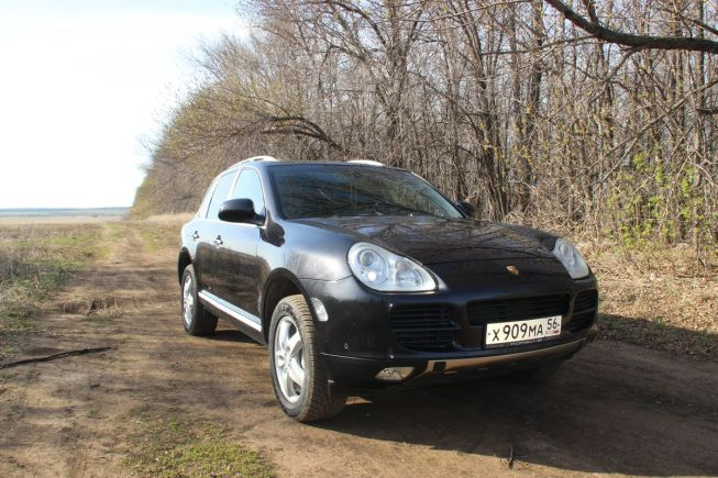 Porsche Cayenne, 2006 год, 670 000 руб.