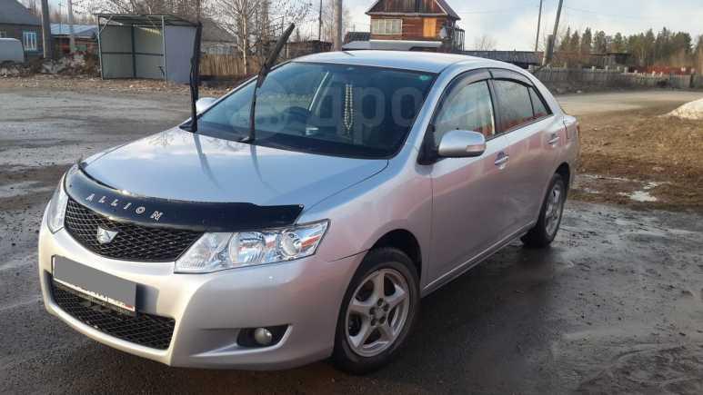 Toyota Allion, 2008 год, 590 000 руб.