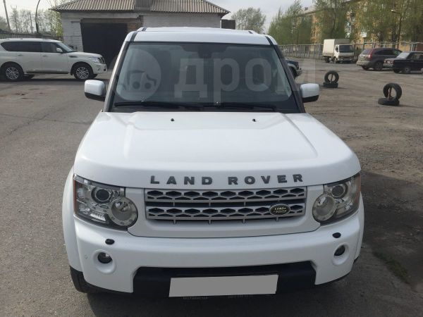 Land Rover Discovery, 2012 год, 1 599 000 руб.