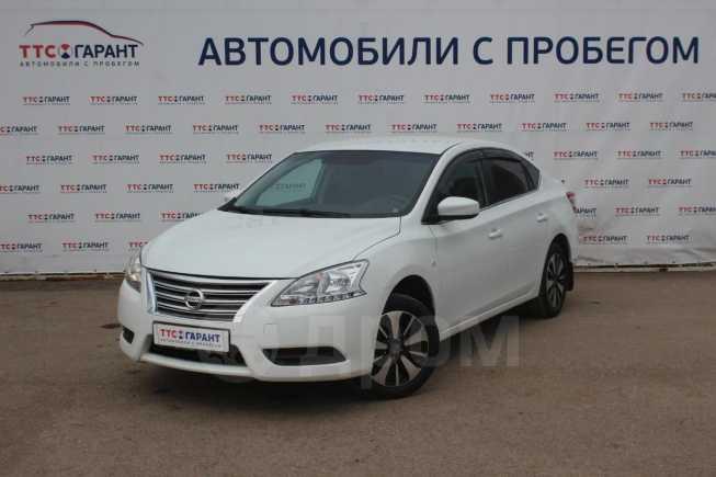 Nissan Sentra, 2015 год, 582 000 руб.