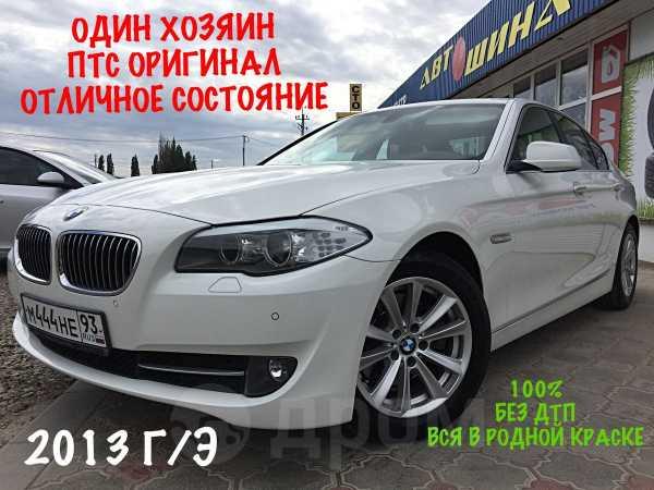 BMW 5-Series, 2012 год, 1 395 000 руб.