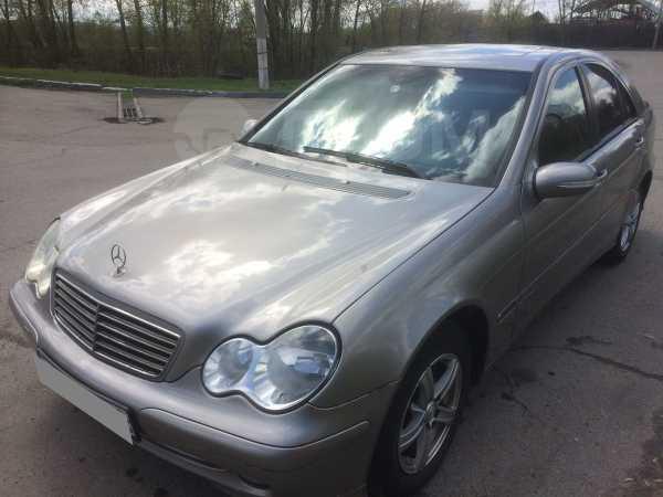 Mercedes-Benz C-Class, 2005 год, 388 000 руб.
