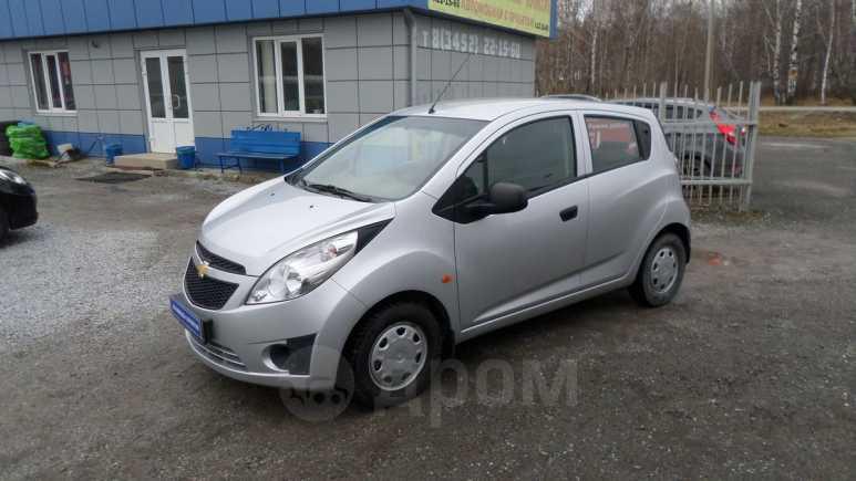 Chevrolet Spark, 2012 год, 369 000 руб.